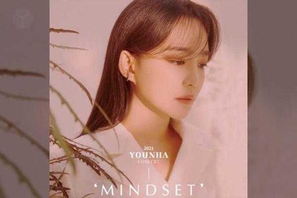 MINDSET: Youn-ha organise un nouveau concert solo