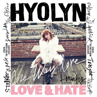 Love & Hate (Hyo-rin)