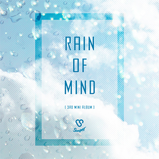 "SNUPER 3rd Mini Album ""Rain of Mind"" (SNUPER)"