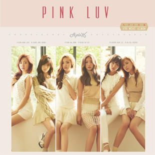 Album Mini ke-5 A Pink