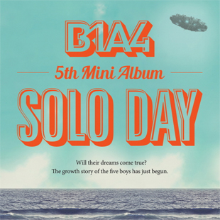 Album Mini ke-5 B1A4