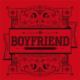 Album Mini ke-3 Boyfriend