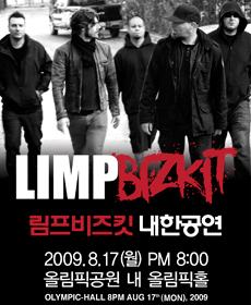Limp Bizkit in Seoul