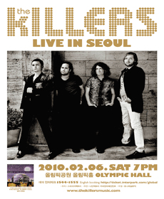 The Killers Live in Seoul