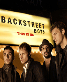 Backstreet Boys in Korea: This Is Us Tour