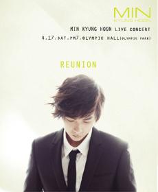 2010 Min Kyung-hoon Reunion Concert