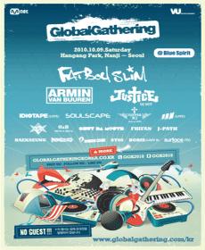 2010 Global Gathering Korea