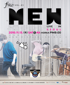 Feeling Vol.1 MEW Live in Seoul