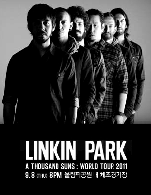 Linkin Park Live In Korea