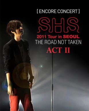 SHIN HYE-SUNG 2011 Tour in Seoul