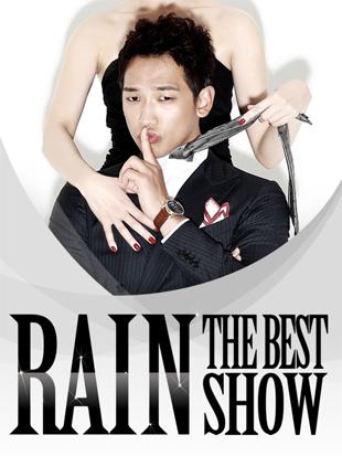 2011 RAIN TOUR[THE BEST SHOW]