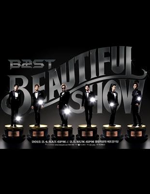 2012 Beast Concert[BEAUTIFUL SHOW]SEOUL