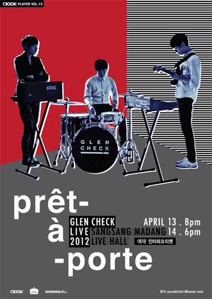 1300K Player -『Pret-a-porte』Glen Check Live 2012