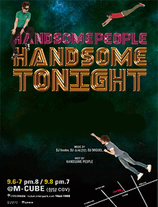 Handsome People Concert『Handsome Tonight』