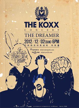 THE KOXX Concert『THE DREAMER』