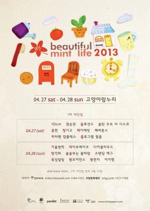 Beautiful Mint Life 2013