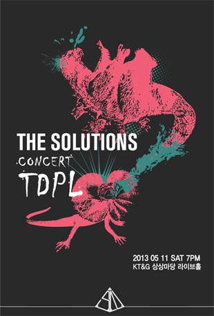 THE SOLUTIONS Concert「TDPL」