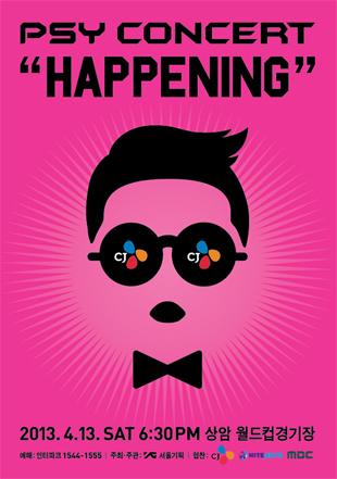 PSY Concert「HAPPENING」