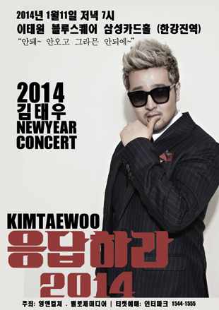 Kim Tae-woo New Year Concert <Reply 2014>