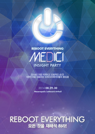 Medici Insight Party 2014