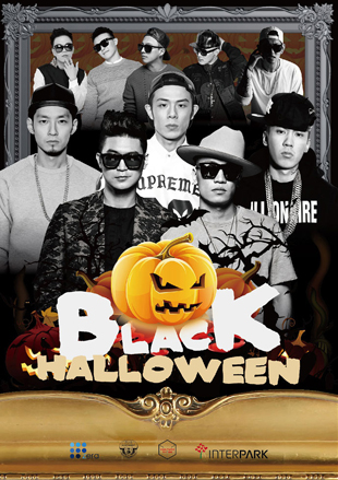 〈Black Halloween Party〉 with Dynamic Duo & Illionaire Records