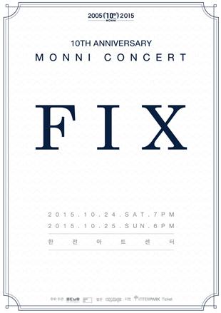 <FIX> Mongni 10th Anniversary Concert