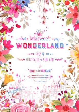 lalasweet's Concert 'Wonderland'