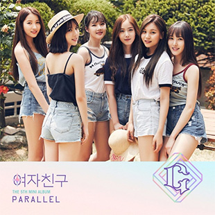 "G-Friend The 5th Mini Album ""PARALLEL"""
