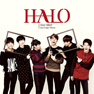 Album Single ke-2 HALO