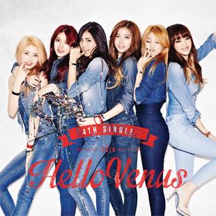 Album Single ke-4 Hellovenus