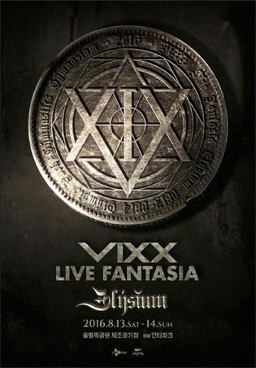VIXX LIVE FANTASIA 「ELYSIUM」