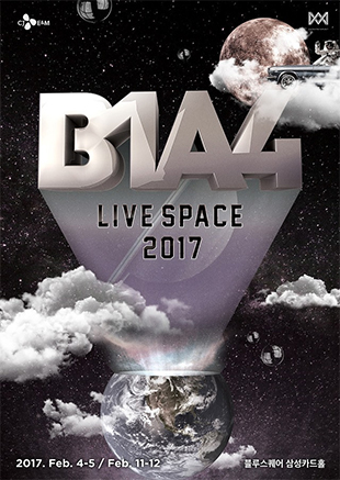 B1A4 LIVE SPACE 2017