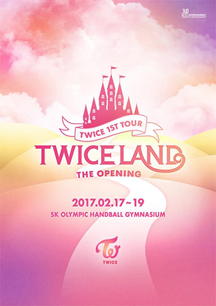 TWICE 1ST TOUR 'TWICELAND' - The Opening -