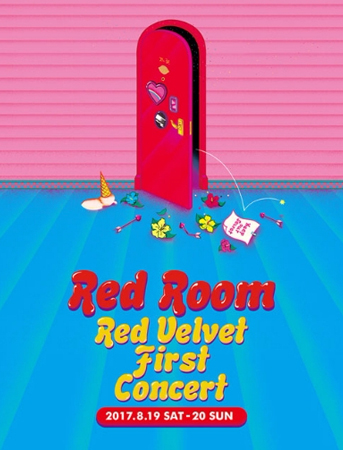 Red Velvet 1st concert「Red Room」追加公演