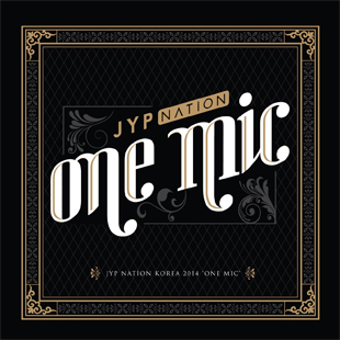 Album Terbaru JYP Nation
