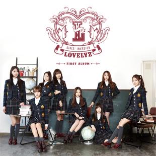Girl's Invasion (Lovelyz)
