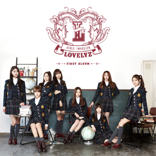 Album Perdana Lovelyz