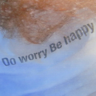 Do worry Be happy (Primary, Anda)