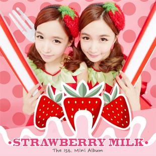 The 1st. Mini Album (Sữa dâu)