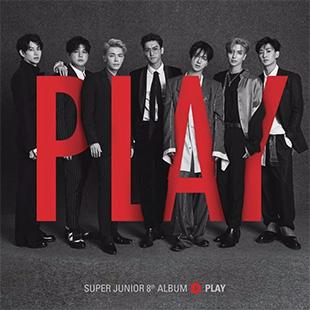 PLAY - The 8th Album (Super Junior)