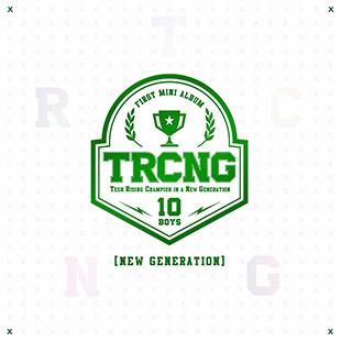 TRCNG 1ST MINI Album `NEW GENERATION` (TRCNG)