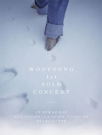 Solo concert đầu tay của Woo-young
