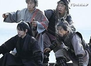 Новый комический постер фильма «Пираты: горные разбойники, ушедшие в море»