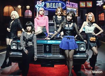 T-ara翻唱《小苹果》 新歌音源下月6日公开