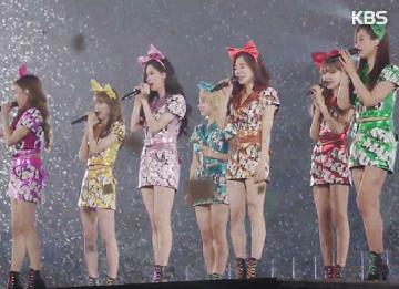 8人组少女时代有望5月回归