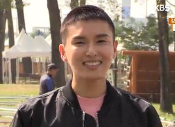 Super Junior成员厉旭11日入伍