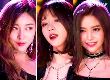 Luna、HaNi、颂乐组团发新歌 歌迷大呼期待