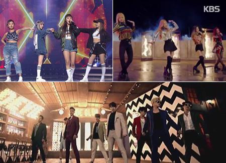 回归早知道:MAMAMOO,BLACKPINK,Super Junior