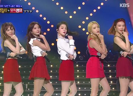 Red Velvet发行夏日专辑《The Red Summer》