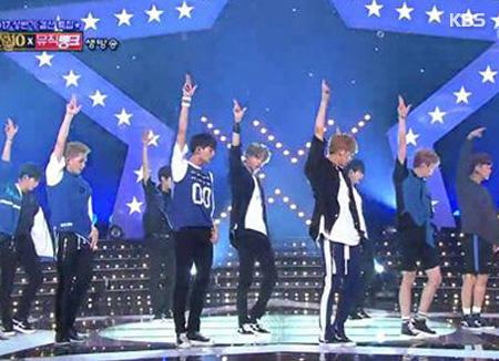UP10TION受邀成为日本最大烟火节表演嘉宾